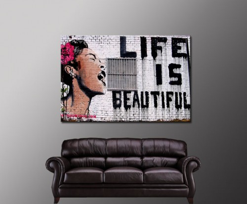life is beautyful